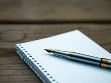 I want to start writing